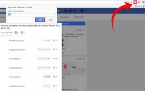 facebook strategie